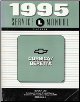 1995 Chevrolet Corsica & Beretta Factory Service Manual - 2 Volume Set (SKU: GMP95L)