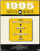 1995 Chevrolet Lumina/ Monte Carlo, Pontiac Grand Prix, Oldsmobile Cutlass Supreme & Buick Regal (W Platform) Service Manual - 2 Volume Set (SKU: GMP95W1-2)