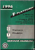 1996 Chevrolet Camaro & Pontiac Firebird Factory Service Manual - 2 Volume Set (SKU: GMP96F)