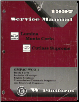 1997 Chevrolet Lumina / Monte Carlo / Oldsmobile Cutlass Supreme Factory Service Manual - 2 Volume Set