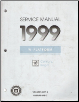 1999 Buick Century & Regal Factory Service Manual - 3 Volume Set (SKU: GMP99WB1-3)