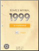 1999 Oldsmobile Intrigue Factory Service Manual (SKU: GMP99WO2)