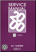 2000 Chevrolet Tracker Factory Service Manual (SKU: GMT00JE)