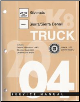 2004 Chevrolet & GMC CK8 Trucks, Silverado, Sierra / Sierra Denali Factory Service Manual - 5 Volume Set (SKU: GMT04CK8PU1-5)