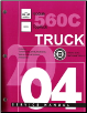2004 Medium Duty 560 C-Series Truck (MD-Platform), Kodiak and Topkick, Service Manual (SKU: GMT04MD560C)