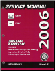 2006 Medium Duty 560 C-Series Truck (MD-Platform) Service Manual - 2 Volume Set (SKU: GMT06MD560C)