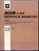 2009 Chevrolet HHR Factory Service Repair Workshop Manual, 3 Vol. Set (SKU: GMT09A)