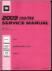 2009 Chevrolet Avalanche, Suburban, Tahoe, GMC Yukon & Cadillac Escalade Factory Service Manual - 6 Volume Set (SKU: GMT09CKUV)