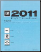 2011 Buick Enclave, Chevrolet Traverse & GMC Acadia Factory Service Manual (SKU: GMT11RV)