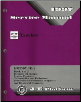 1997 Chevrolet Geo Tracker  Factory Service Manual  - 2 Volume Set (SKU: GMT97JE1-2)