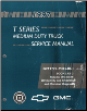 1997 Chevrolet / GMC T-Series Medium Duty Truck Service Manual - 2 Volume Set (SKU: GMT97MD5401-2)