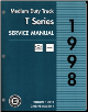 1998 Chevrolet / GMC T-Series Medium Duty Truck Service Manual - 3 Volume Set (SKU: GMT98MD5401-2-3)