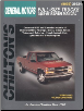 1988 - 1998 Chevrolet & GMC Full Size Trucks: Blazer, Jimmy, Sierra, Silverado, Surburban, Tahoe, Yukon Chilton's Total Car Care Manual (SKU: 0801991021)