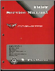 1997 Chevrolet Corvette Factory Service Manual, 3 Volume Set