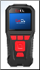 HD Code II Heavy, Medium & Light Truck Code Reader w/ CAT Industrial Enabled (SKU: HDCODEII)