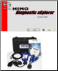 2005-2014 Hino DX Diagnostic eXplorer Software & Nexiq USB Link-2 w/ OBD-2 Cable (SKU: HINO-DX-KIT)