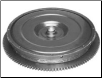 HO72 Torque Converter with 114 Tooth Ring Gear for the Honda & Acura Transmissions  (No Core Charge) (SKU: HO72)