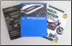 1991 & 1992 Harley-Davidson All Models Factory Wiring Diagrams & Electrical Troubleshooting Guide (SKU: 99948-92)