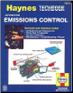 1980 - 1995 Automotive Emissions Controls - Import & Domestic Vehicles Haynes Techbook (SKU: 1563922347)