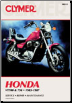 1983 - 1987 Honda VT700 & 750 Clymer Repair Manual (SKU: M313-0892874082)
