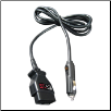 Schumacher Power Supply to Vehicle Memory Saver Cable (SKU: INC12VOBD)