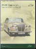1968 - 1992 Jaguar DS420 Limousine Factory Parts and Service Manual (SKU: JHM1132)