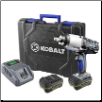 Kobalt 20-Volt 1/2-in Drive Cordless Impact Wrench 1900 RPM, 350ft.-Lbs. (SKU: K20LW-26A)