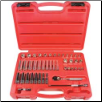44-piece Fractional and Metric Socket Set (SKU: KTI21044)