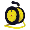 Extension Cord Reel with 4 Outlets (SKU: KTI73334)