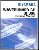1998 - 2000 Yamaha GP800 Waverunner Factory Service Manual (SKU: LIT186160193)