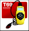 Leagend T69 Graphing Auto Diagnostic Scanner with CAN, OBD-II, EOBD & JOBD Coverage (SKU: Leagend-T69)