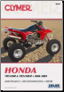 2004 - 2009 Honda TRX450R / TRX450ER Clymer ATV Service Repair Manual (SKU: M201-1599694115)