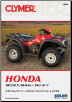 2005 - 2011 Honda TRX500 Foreman Clymer Repair, Service & Maintenance Manual (SKU: M206-1599694107)