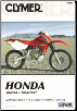 2000 - 2007 Honda XR650R Clymer Repair Manual (SKU: M225-1599692031)