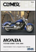 2002 - 2008  Honda VTX1800 Series Clymer Motorcycle Repair Manual (SKU: M230-1599692317)