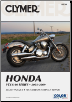 2003 - 2009 Honda VTX1300 Series Clymer Repair Manual (SKU: M231-9781599693392)