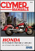 2004-2013 Honda VT750 Shadow Shaft Drive Clymer Service, Repair & Maintenance Manual (SKU: M232-9781620921500)