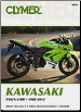 1988 - 2012 Kawasaki Ninja 250R Clymer Repair Manual (SKU: M241-1599695421)