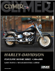 2006 - 2009 Harley-Davidson Softail FLS / FXS / FXC Models Clymer Repair Manual + CD-ROM (SKU: M250-1599693267)