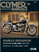 2011 - 2016 Harley-Davidson Softail FLS / FXS / FXC Models Clymer Repair Manual (SKU: M251-9781620922255)
