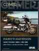 2006 - 2009 Harley Davidson FLH / FLT Touring Series Clymer Service, Repair & Maintenance Manual (SKU: M252-1599693348)