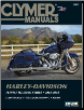 2010 - 2013 Harley Davidson FLH FLT Touring Clymer Service Repair Maint. Manual (SKU: M253-1620922177)