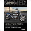 2006 - 2011 Harley Davidson FXD Dyna Clymer Service, Repair & Maintenance Manual (SKU: M254-1599695367)