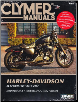 2014 - 2017 Harley-Davidson XL883 & XL1200 Sportster Clymer Repair Manual (SKU: M256-1620922304)