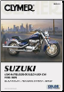 1998 - 2009 Suzuki 1500 Intruder / Boulevard C90 Clymer Repair Manual (SKU: M2612-1599694131)