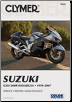 1999 - 2007 Suzuki GSX1300R Hayabusa Clymer Repair Manual (SKU: M265-1599691485)