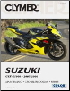 2005 - 2006 Suzuki GSX-R1000 Clymer Repair Manual (SKU: M266-1599691957)