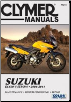 2004 - 2011 Suzuki DL650 V-Storm Clymer Repair Manual (SKU: M273-1620921529)