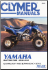 2006 - 2016 Yamaha Raptor 700R Clymer ATV Maintenance, Troubleshooting, Repair Manual (SKU: M290-1620922738)
