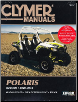 2008 - 2014 Polaris RZR 800 Clymer ATV Repair Manual (SKU: M292-1620921782)
